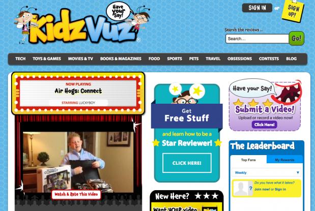 KidzVuz and the Technologies Curriculum