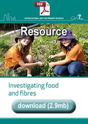 Investigating Food and Fibres – Primezone