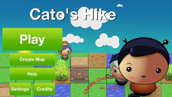 Cato's Hike: A Programming Adventure
